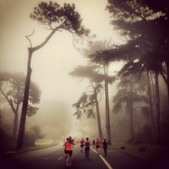 Nike Women's Marathon 2013